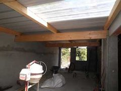 Extension de garage - Seignosse (40)
