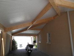 Extension de garage - Saugnac et Cambran (40)